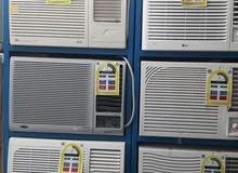 لبيع مكيفات شباك شبه جديد مع توصيل تركيب ضمان شهر توصل جوال واتس0537040489