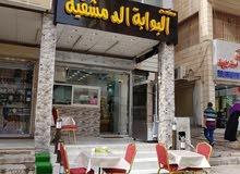 للبيع مطعم في سوق الفحيحيل بكامل معداته وشغال بس يبيله ادارة عدلة