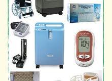 خصم 30% على( أجهزة التنفس- سرير كهربائي- كراسي مقعدين- مستلزمات
