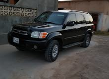 Used Toyota Sequoia for sale in Al-Khums