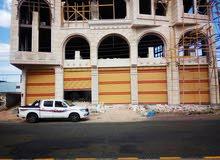 الأبواب السحابة - تشيّيد وتصميم الهناجر - سلاليم الطوارئ -كافة خدمات الحديد