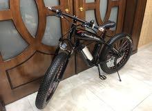 دراجة مرسيدس كهربائية للبيع