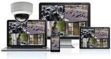كاميرات مراقبة حديثة - عروض مميزة لفترة محدودة