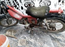 السلام عليكم دراجه 70 للبيع سعرهه 150  بصره ازبير 07707175330