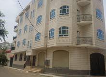 عماره أربعة دور شارعين وفي أرقا حي بيت بوس  المثلثالذهبي