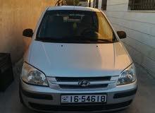 +200,000 km mileage Hyundai Getz for sale