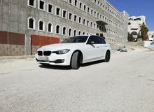 BMW 316 twin turbo 2013