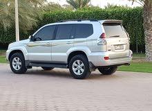 للبيع برادو 2006 خليجي 6 سلندر رقم واحد بدون حوادث 0554482448