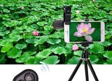 عدسات كاميرا للموبايل