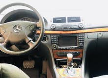 Mercedes Benz E500 2004 For sale - Black color