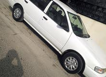 Automatic Nissan 1998 for sale - Used - Amman city