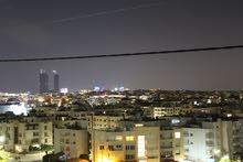 شقة سووبر ديلوكس ارضية مع حديقة للايجار بسعر مغري في الدوار السابع 150م