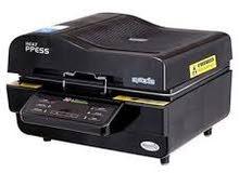 للبيع طابعة حرارية لطباعة كفرات الموبايل