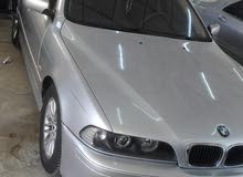 0 km mileage BMW 525 for sale