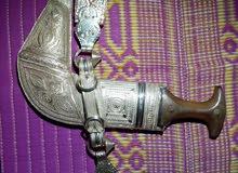خنجر عمانية فاخرة