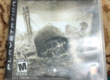 ps3 game:Resistance (fall of man)