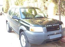 Gasoline Fuel/Power   Land Rover Freelander 1999