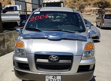 Hyundai H-1 Starex 2004 For sale - Grey color