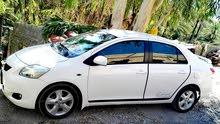 Toyota Yaris car for sale 2009 in Rustaq city