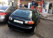 km mileage Daewoo Lanos for sale