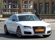 Audi A7 car for sale 2014 in Barka city