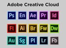Adobe Creative Cloud باقة أدوبي شاملة جميع البرامج