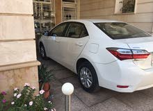 Toyota Corolla car for sale 2017 in Baghdad city