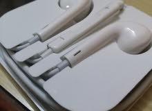 سماعات ايفون 7 للبيعبسعر مناسب