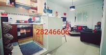 شقة مؤثثة للإيجار باليوم في المنزه السابع بجانب حي  النصر 2