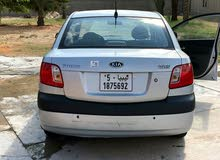For sale Kia Rio car in Tripoli