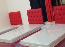غرفه مفروشه للايجار لثلاث اشخاص شارع الرقه شامل جانب مترو الاتحاد 2800