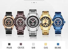 24 picture model of NAVIFORCE WATCHES