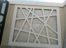 ديكور واجهات مباني grc جي ار سي