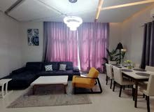 Spacious 2 BR + Maid Room Fully Furnished Apartment + Balcony in New Hidd For Rent