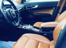 Blue Audi A6 2009 for sale