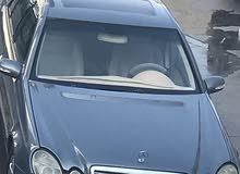 mercedes E240 2004 very clean