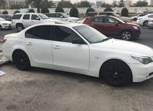 سياره BMW الفئه 520i