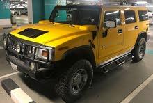 Hummer H2, 2005, fantastic car