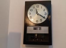 ساعة بندول يابانيه نوع سايكو شغاله موديل السبعينات