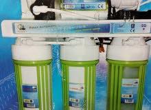 مبيع فلاتر ماء منزليه وكولرات ماء