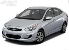 50,000 - 59,999 km Hyundai Accent 2015 for sale