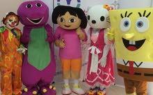 تاجير مستلزمات حفلات اعياد ميلاد الاطفال للايجار فى دبى, ابو ظبى,الامارات.
