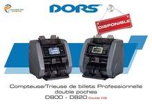COMPTEUSES DE BILLETS DORS D800 ET D820
