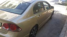 Used condition Honda Civic 2007 with 100,000 - 109,999 km mileage