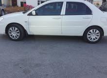 سيارة ميتسوبيشي لانسر للبيع بدون حوادث