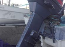 قارب 18 قدم للبيع اوالبدل مع قارب 23قدم