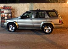 Infiniti QX4 car for sale 2002 in Taif city