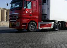 شاحنة مرسيدس 2003 وبراد شيرو مواصفات