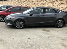 Grey Ford Fusion 2018 for sale