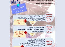 اشتركي في دورة + دورة مجانا (الرياض - نساء فقط)